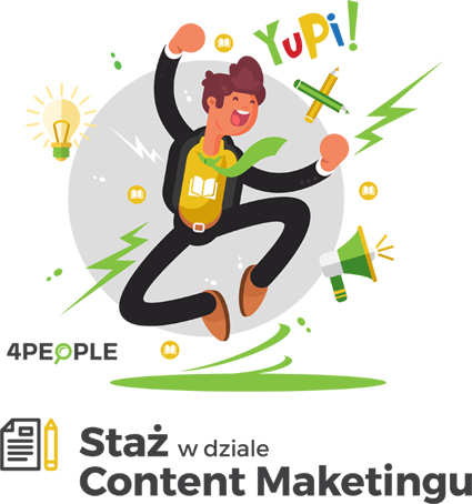 Staż w dziale Content Marketingu